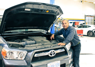 Frank Arias AutoRepair Mechanic